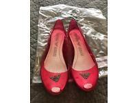 Armani beach shoes. Size 36