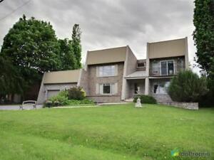 699 000$ - Maison 2 étages à vendre à ND-De-L'Ile-Perrot