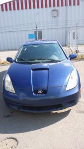 2001 Toyota Celica gt Coupe (2 door)