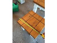 Coffee tables (small)