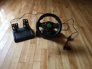 Speed Racing Wheel for Xbox 360/PS3/PC