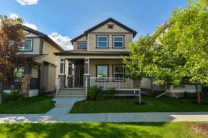 Spectacular Open Floor Plan 2-Storey in McConachie