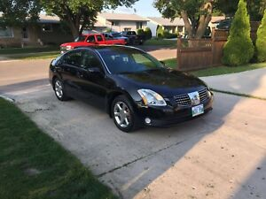 2004 Nissan Maxima 3.5 SL safetied for sale $4999 OBO