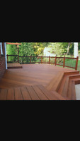 Quality fence and deck