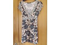 Jane Norman Tunic Top Size 12