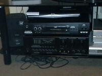 KAM Amp/Mixer & DVD-CDG Karaoke Player etc