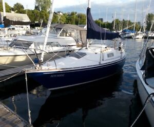 Mirage 24 foot Sailboat for sale!