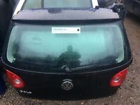 vw golf mk5 rear tail gate for sale call parts thanks