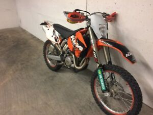 2005 KTM EXC 525 Street Legal Dirtbike - $5800 (East Vancouver)