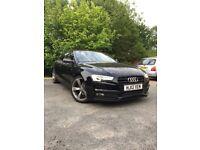 2012 Audi A5 tfsi 1.8 auto s line black edition low mileage cat d