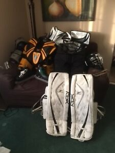 Full Set of Goalie Gear