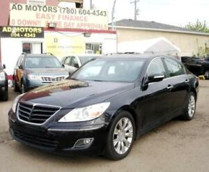 PRICE REDUCED!! 2011 HYUNDAI GENESIS NAVi SUNROOF LEATHER LUXURY