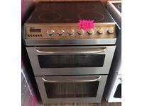 Refurbished zanussi electric cooker-3 months guarantee!