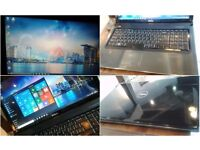 CAN DELIVER fast working multimedial 17inch laptop Dell Inspiron core i5, Windows 10 Pro, MS Office