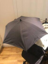 Joolz Day 'Anthracite' parasol/sun umbrella