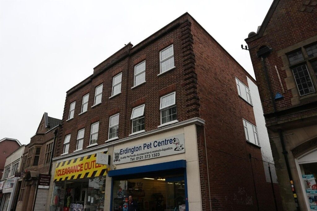 LET AGREED: High Street, Erdington, Birmingham, B23 6SY