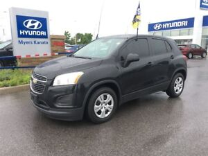 2014 Chevrolet Trax LS MANUAL HATCHBACK TRADE IN