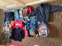 Huge kids clothes bundle age 3 - 4 next and gap