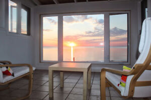 Beach Front Beresford - Oct to May - 1175$ all included