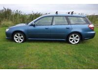 2008 Subaru Legacy 2.0 D REn Sports Tourer 5dr (leather)