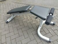 BODY SOLID POWERLINE HEAVY DUTY WEIGHTS BENCH