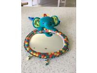 Excellent elephant rear car mirror for babies/toddlers
