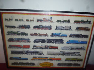 Old Locomotives Picture