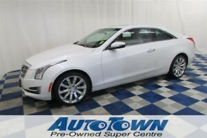 2015 Cadillac ATS Turbo Performance AWD/NAV/LOADED!!