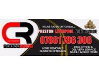 C&R Transport. Man and Van Service. Home removal.. Single and bulk items