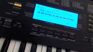 Digital keyboard like a brand new