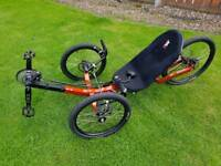 Recumbent Trike - KMX Cobra