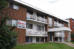 1, 2 and 3 Bedroom Suites University Whyte area Available Now!