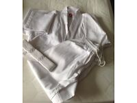 Brand New White Tae Kwondo Martial Arts Suit