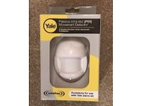2 X YALE HSA6020 PIR DETECTOR BRAND NEW security alarm home