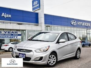 2013 Hyundai Accent GL Heated Front Seats | Hyundai Select Vehic