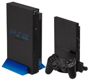 J'achete les playstation 2 ps2 fat et slim ! LIRE DESCRIPTION