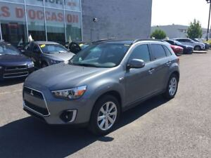 2015 Mitsubishi RVR GT AWD CUIR+TOIT PANORAMIQUE+MAGS TOUT ÉQUIP