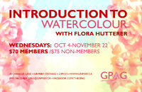 Introduction To Watercolour (Art Class, Adult)
