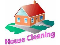 HOUSE CLEANERS AND CARPET CLEANING. DBS AND INSURED
