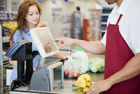Cashier/Merchandiser position Wed-Sun