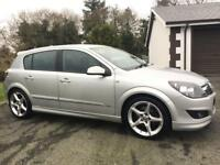 VAUXHALL ASTRA CDTI SRI X PACK 2008 ***ONLY 64000 MILES *** 12 MONTHS MOT***