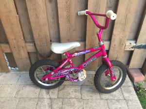 "Bikes for Girls ( Tires 12.5"", 14"" & 16"" )"
