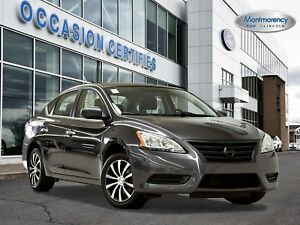 2015 Nissan Sentra MAGS+USB+CRUISE
