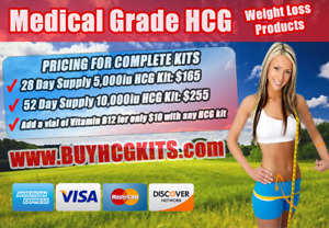 Lose 30 lbs in 30 Days w/ HCG!