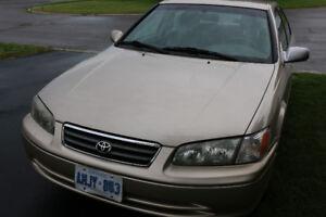 2000 Toyota Camry CE Sedan for sale