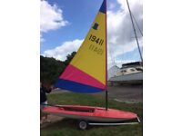 Topper Dinghy With Cover