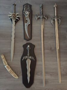 Decorative swords