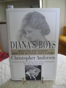 DIANA'S BOYS..WILLIAM & HARRY.. & the MOTHER THEY LOVED