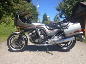 1981 Honda Rare CBX 1000 Sport Tourer- Reduced for quick sale