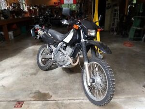 Dual Sport Commuter and Logging Road Dominator.